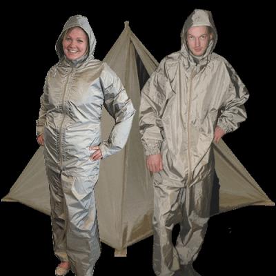 Faraday sátrak, személyes védelem, EMI védelem és árnyékoló tasakok