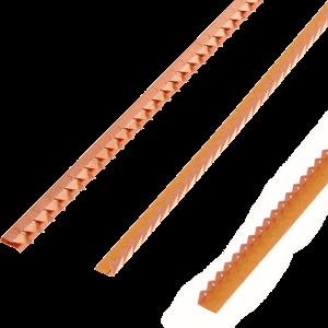 Twisted fingerstrips