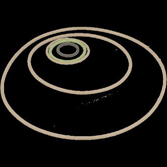 Vezetőképes O-gyűrűk
