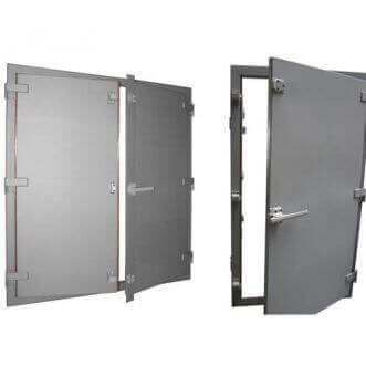 Faraday-kalitka ajtók