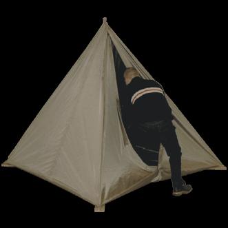Árnyékolt Faraday sátrak