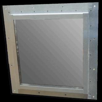 Faraday-kalitka ablakok
