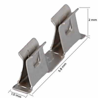 PCB pajzs szerelés - Közepes klip (MC)