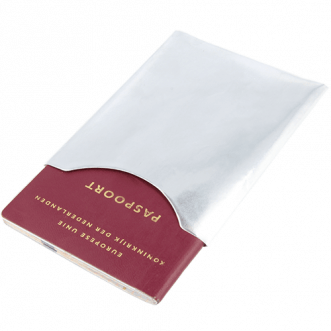 Passport pajzs