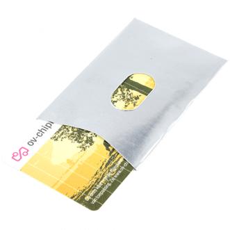 RFID kártya árnyékolás