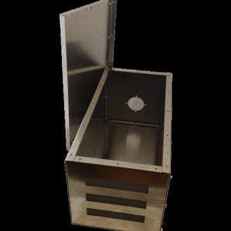 Az alacsony frekvenciájú árnyékolt doboz